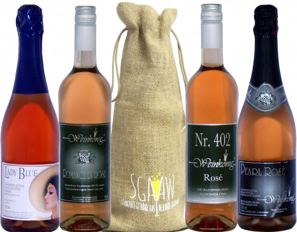 5er Rosé-Probierpaket