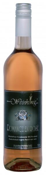 Romance en rosé 0,75 Ltr.