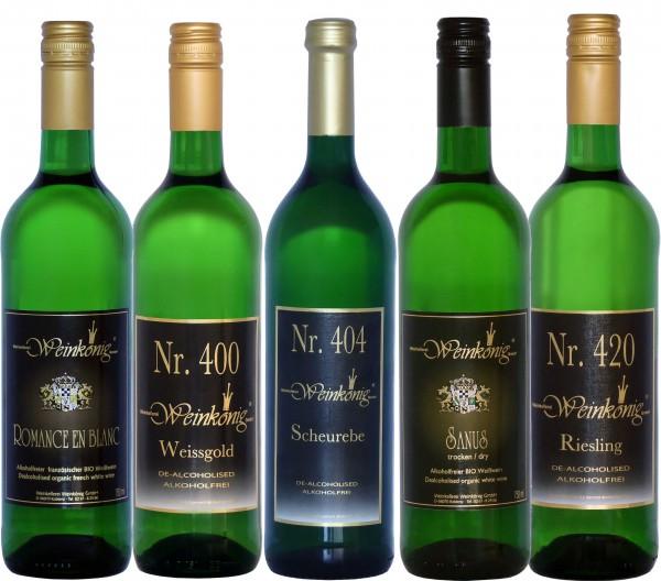 5er Weißwein-Probierpaket